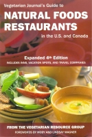 Vegetarian United States and Canada